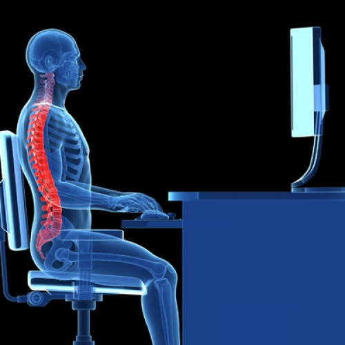 Correct Sitting Position Bury St Edmunds Chiropractic Clinic